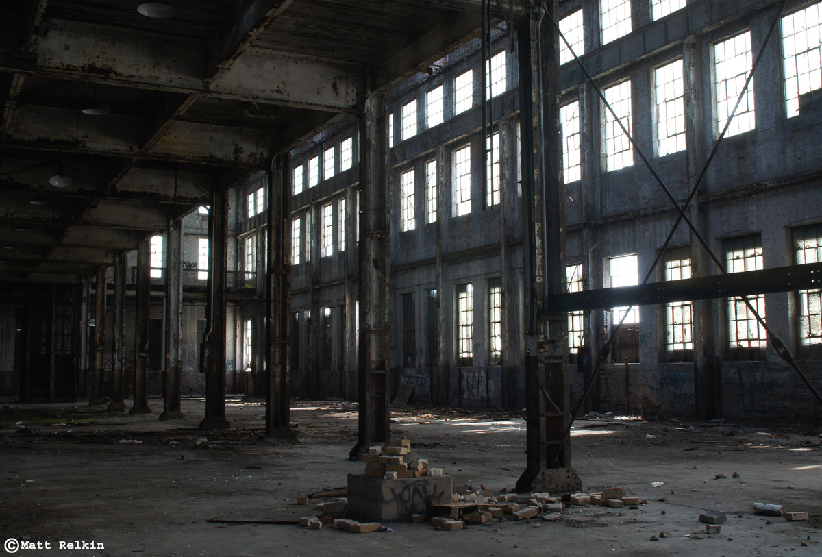 Ruins of Detroit: Frightening Remnants of a Lost World